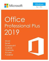 Office pro plus 2019 for Sale in Madera, CA