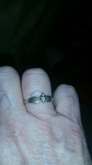 In gage mentioned ring sz 9 for Sale in Baxley, GA