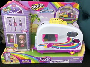Shopkins happy camper toy for Sale in Dundee, FL