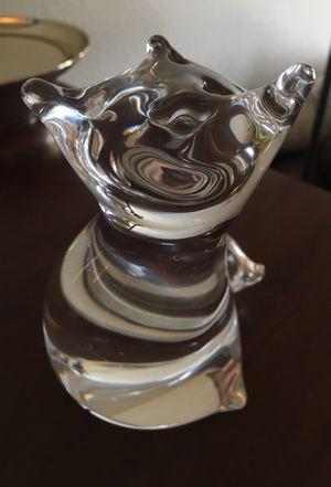 Steuben Glass Figurine for Sale in Seattle, WA