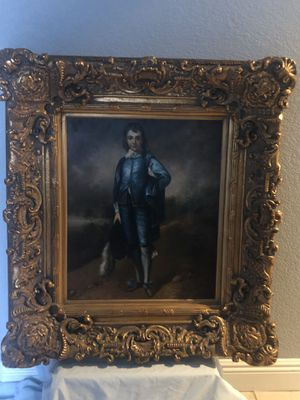 Blue boy by Thomas for Sale in Bakersfield, CA