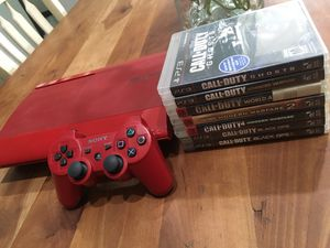 PS3 with Lots of Call of Duty's for Sale in Jupiter, FL