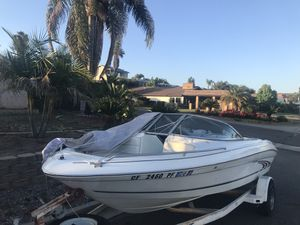 1998 sea ray 185 . for Sale in Santee, CA