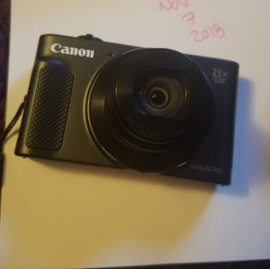Canon powershot point and shoot digital camera for Sale in Boston, MA