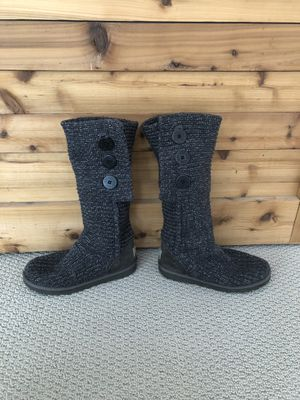 Ugg Classic Cardy Sweater Boots for Sale in Arlington, WA