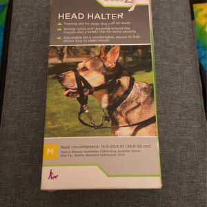 Head Halter - Open Box Never Used for Sale in Streamwood, IL