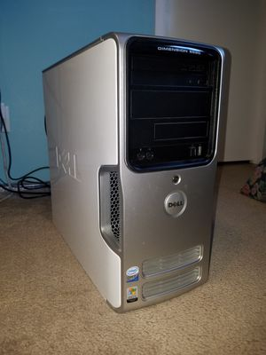 Dell Dimension E520 PC for Sale in Apache Junction, AZ