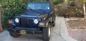 2004 JEEP WRANGLER SE for Sale in Los Angeles, CA