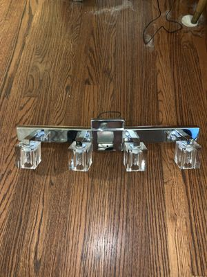 Crystal Light Fixture for Sale in Nashville, TN