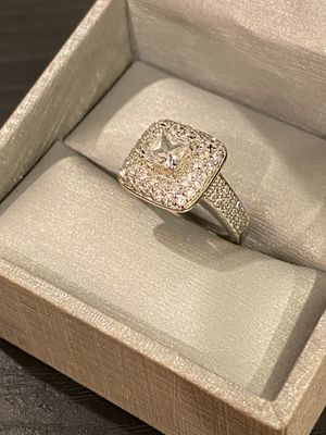925 Sterling Silver Engagement / Wedding Ring- Solitaire 💍- Code TH21 for Sale in Dallas, TX