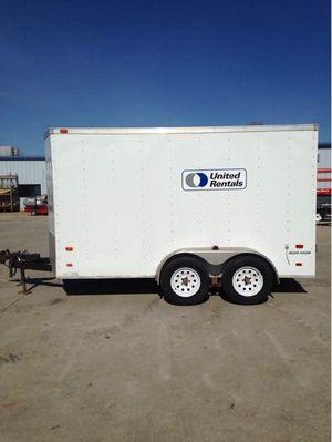 2012 American Hauler NH612TA2S Enclosed Trailer for Sale in Lincoln, NE