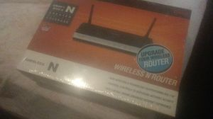 D-link wireless router dir-615 new in box for Sale in Fresno, CA