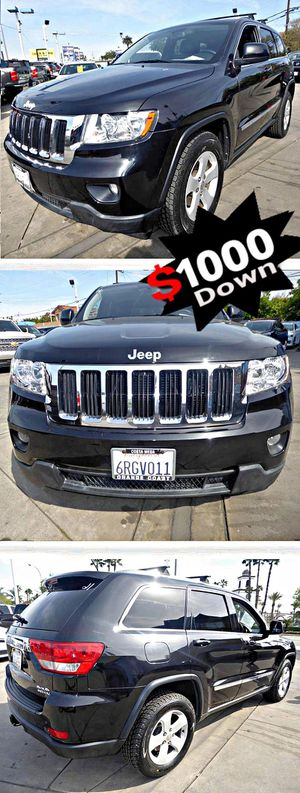 2011 Jeep Grand Cherokee Laredo 4WD for Sale in South Gate, CA