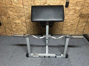 BodySolid Preacher curl bench for Sale in Orlando, FL