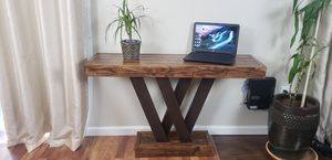 SOLID WOOD Console Table for Sale in Sandy, OR