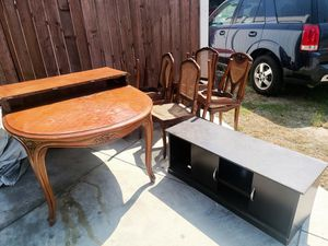 Free antique furniture for Sale in Downey, CA