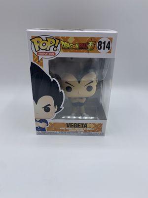 Dragon Ball Super Vegeta Funko pop for Sale in San Antonio, TX