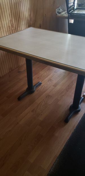 8 tables and 32 stackable chairs in great condition for Sale in Wethersfield, CT