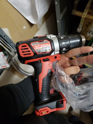 Milwaukee drill driver for Sale in Clermont, FL