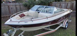 1988 4winns 17ft bowrider fish & ski boat for Sale in Sacramento, CA