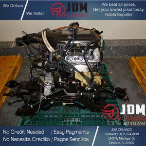 2001 2002 2003 ACURA CL TL 3.2L V6 ENGINE TRANSMISSION SWAP J32A2 for Sale in Orlando, FL
