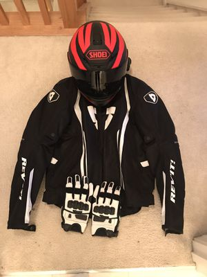 Motorcycle Gear for Sale in Gainesville, VA