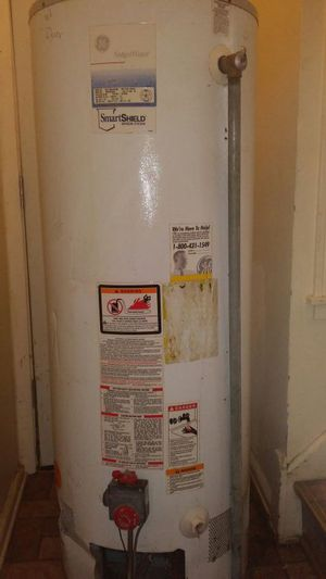 50 Gallon Hot water heater for Sale in Detroit, MI