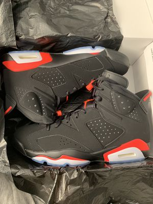 Air Jordan 6 infrared for Sale in Sacramento, CA