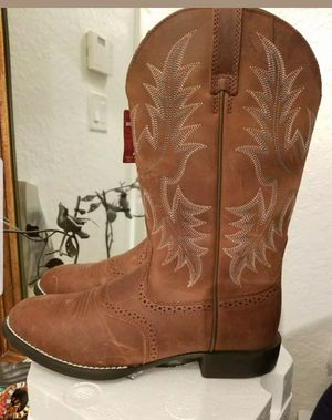 Ariat Heritage Stockman Saddle Vamp Cowgirl Boot - size 6M for Sale in Tamarac, FL