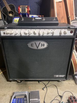 Fender EVH 5150 tube amp for Sale in Gonzales, LA