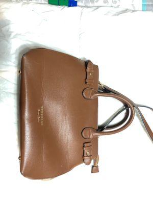 Brown leather bag for Sale in North Aurora, IL