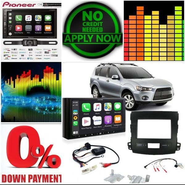 Car audio Package deal