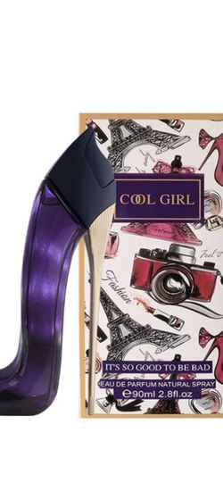 Cool Girl Women Long Lasting 90 ml Perfume With Great Scent for Sale in St. Louis,  MO