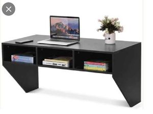 Wall mounted floating computer desk for Sale in Whitmire, SC