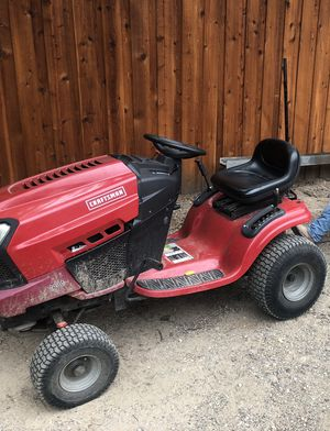 Craftsman tractor for Sale in Mesquite, TX