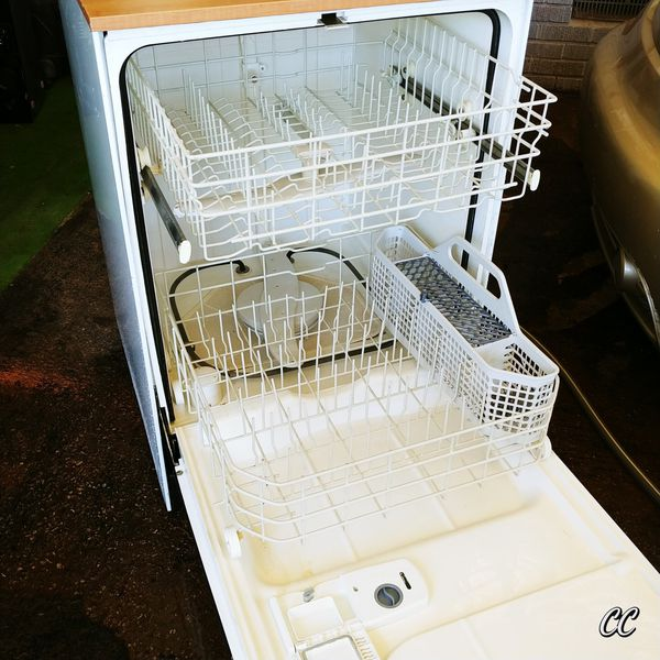 G & E Portable dishwasher!!