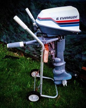 Evinrude Outboard Longshaft (Pending Sale) for Sale in Seattle, WA