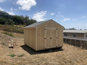 Multipurpose Sheds - McRae Storage Buildings for Sale in San Diego, CA