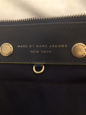 Authentic mark jacobs bag!Navy! for Sale in Denver, CO