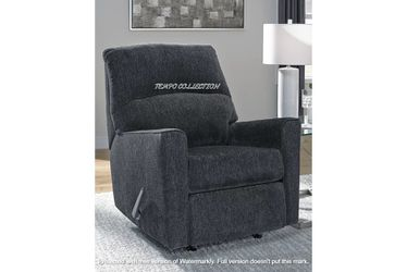 NEW IN THE BOX, ROCKER RECLINER, SLATE. IN STOCK. for Sale in Midway City,  CA