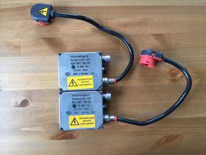 HELLA BALLAST 5DV 007 760-41 OEM BMW D2S XENON HID (PAIR) GEN3 for Sale in San Diego, CA