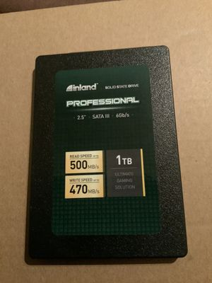 1TB SSD DRIVE for Sale in Chicago, IL
