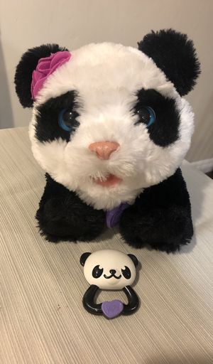 FurReal Friends Pom Pom My Baby Panda Pet for Sale in Spring Valley, CA