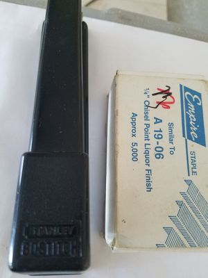 Bostitch stapler with staples for Sale in West Palm Beach, FL