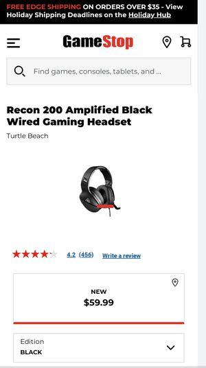 Ear force Recon 200 for Sale in Memphis, TN