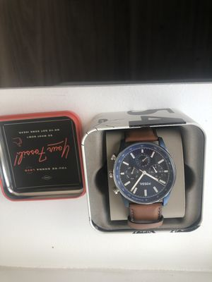 Fossil men business watch for Sale in Chicago, IL