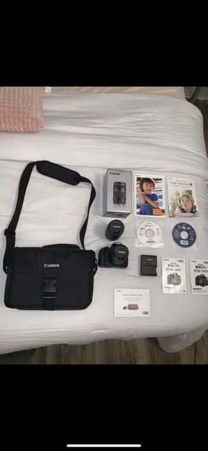 Canon EOS Rebel t5 for Sale in Montclair, CA