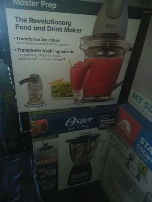 Brand new Blenders for Sale in Stockton, CA