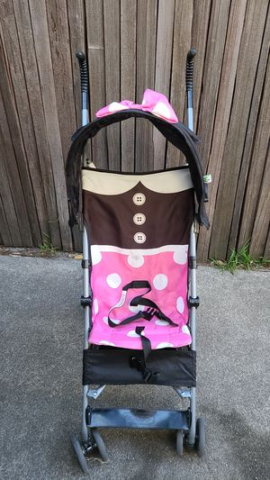 Stroller / carriola minni mouse for Sale in Oakland, CA