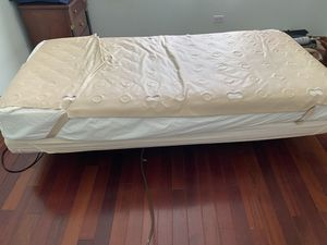 Adjustable bed frame & mattress electric for Sale in Orland Park, IL